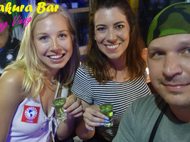 Party Time in Vang Vieng