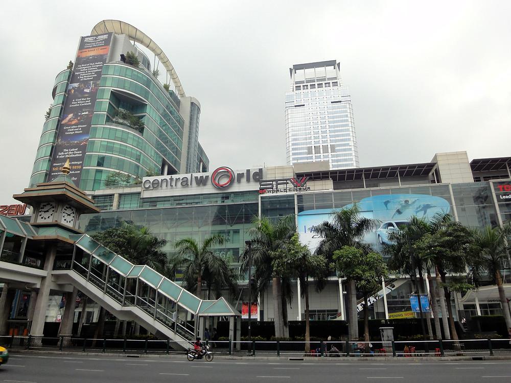 CentralWorld Mall Bangkok