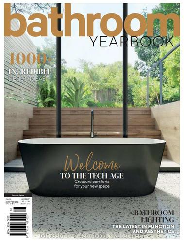Bathroom Yearbook 2020