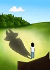Etre le loup, Petit bonhomme de Chemin
