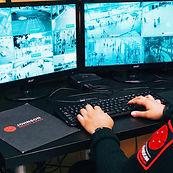 Control Room CCTV Monitoring