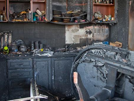 Incendie domestique : les principales causes