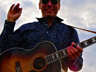 Westerleigh Folk Festival Welcomes Gary Owen To Our Meadow Stage At WestFest 9 Sept.24th