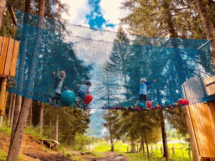 rittisberg klimpark kleine kids