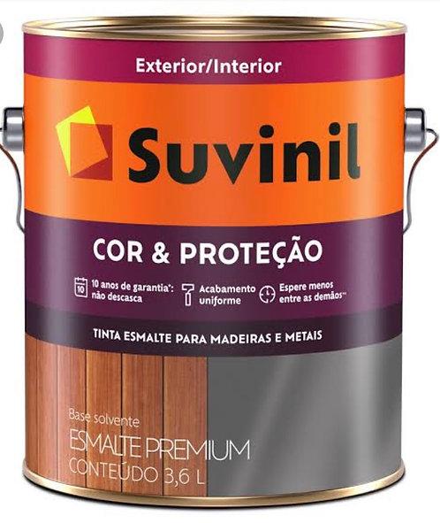 Suvinil Esmalte Cor e Proteção Brilhante 3,6 Cores