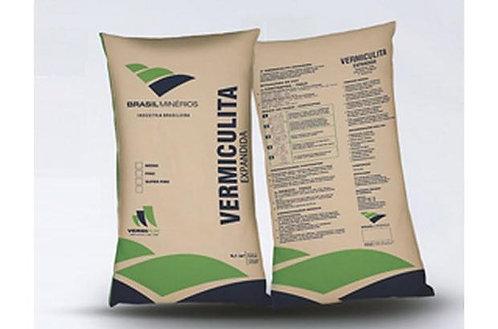 Vermiculita Expandida 12 kg/100 litros entrega grátis 10 un p/ Goiânia