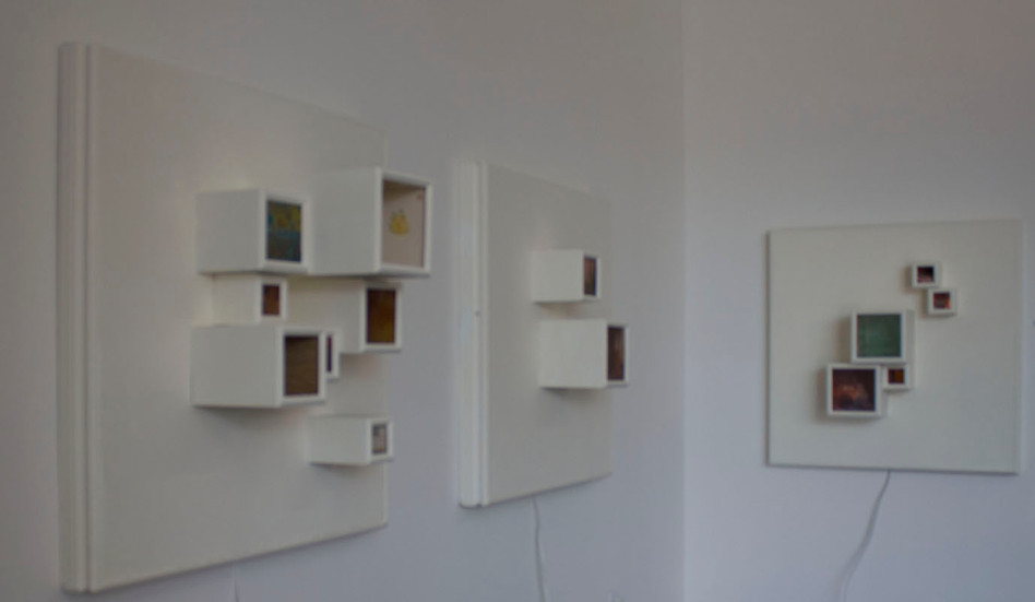 Recollections Exhibition View Naess Gallery