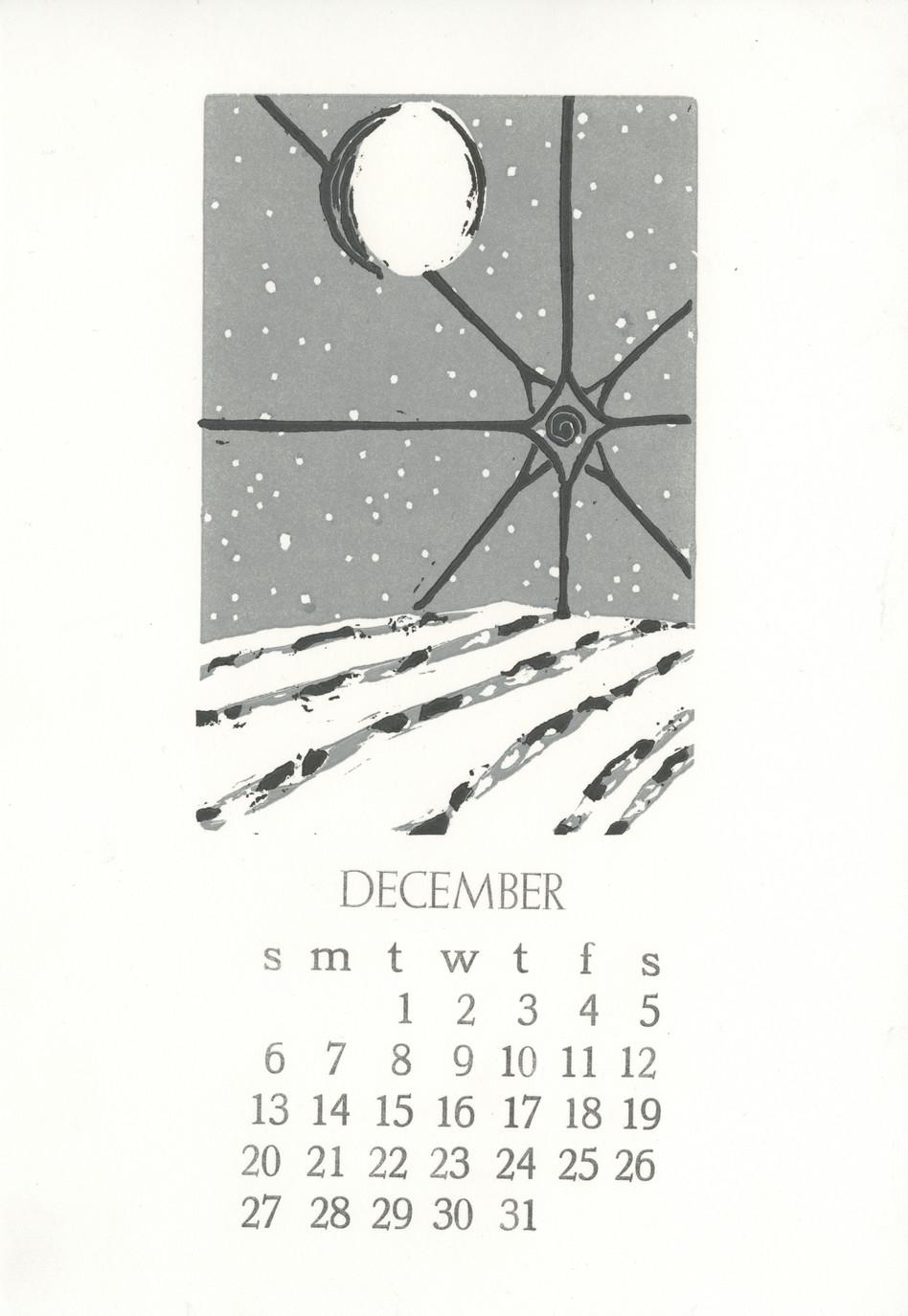 December 2015 Calendar Collective