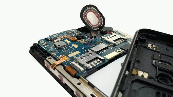 Mobile Microspeakers