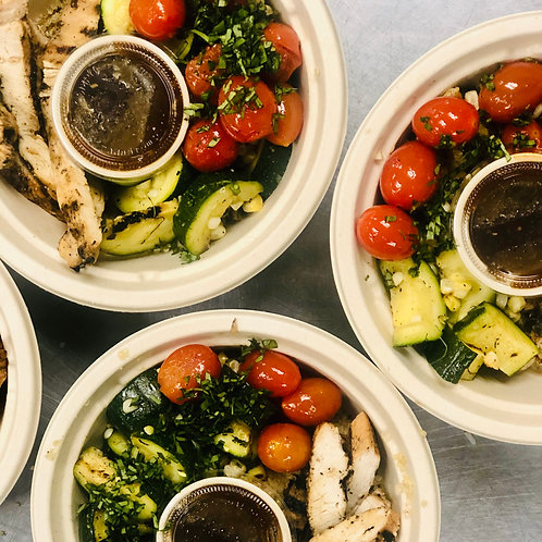 5 Meals Per Week Plan