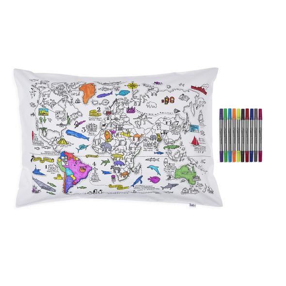 Drawing pillowcase personalize