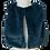 Thumbnail: Gilet fausse fourrure (bleu cobalt)