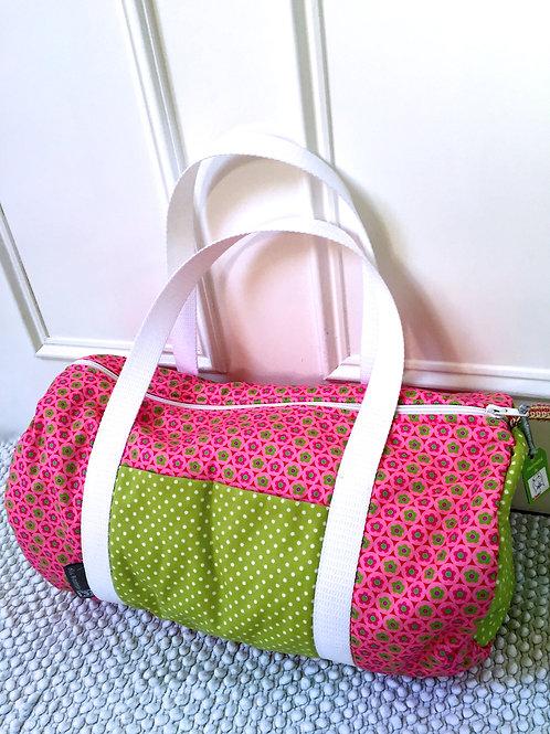 Sac de voyage (pink/pistachio)
