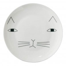 Smallable Cat plate
