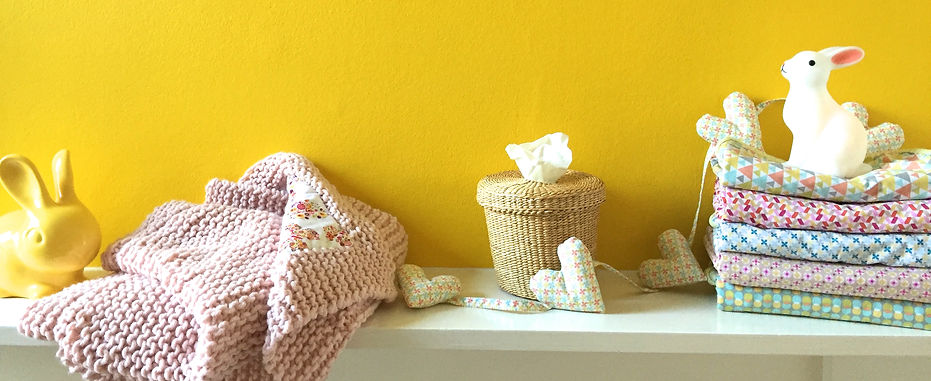 Lily Loop Accessories and Decor for Babies & Nurseries