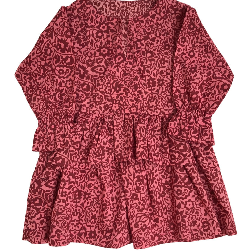 Chloe Ruffle dress girl