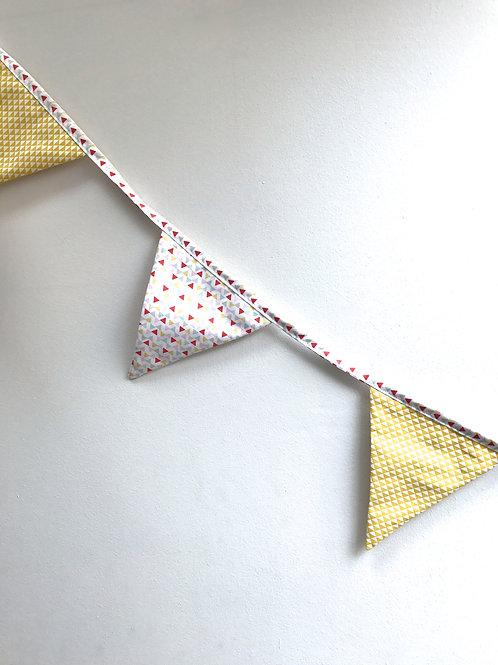 Guirlande drapeaux (tiny triangles)