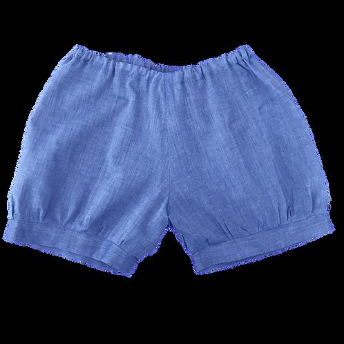 Short Clémence (bleu)