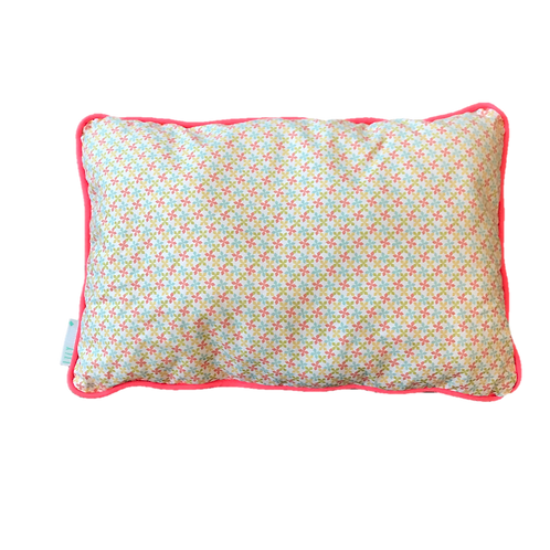 Coussin personnalisable (straw yellow/fluo)