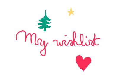 Wishlist christmas gift
