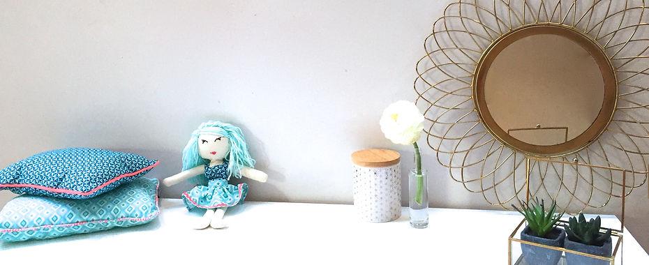 Jouets et accessoires de décoration pour enfants