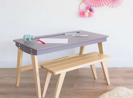 (Stylish) School desks - my selection