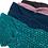 Thumbnail: Bandeau en laine (vieux rose)