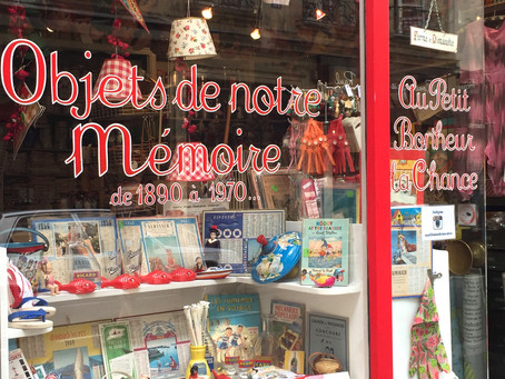 Guiding tour: Au Petit Bonheur la Chance