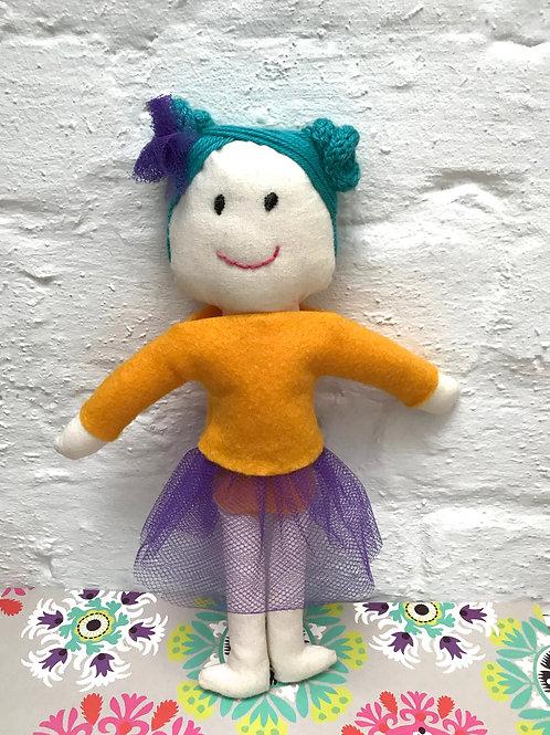 Poupée 'Ballerina'