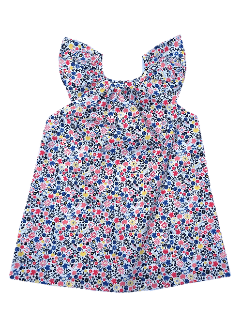 Robe Juliette (fleuri multicolore)