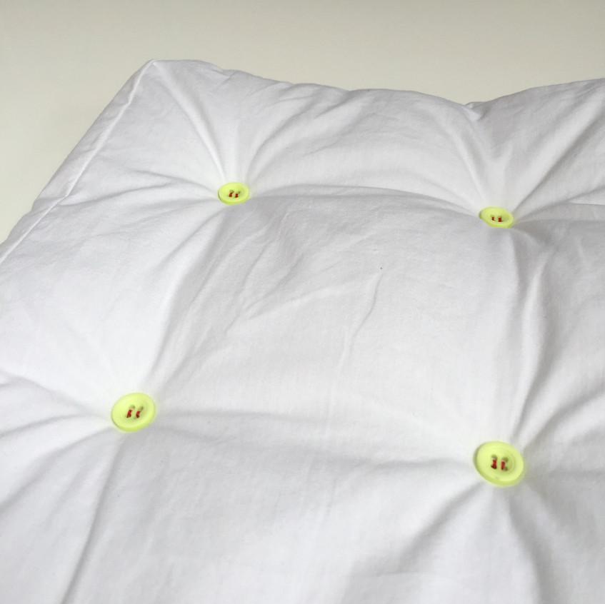 covered mattress