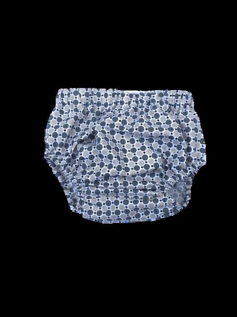 Culotte Bloomer 18/24M (macaron gris)
