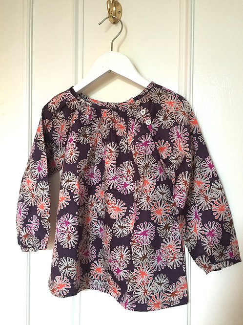 Blouse Manon (dahlia)