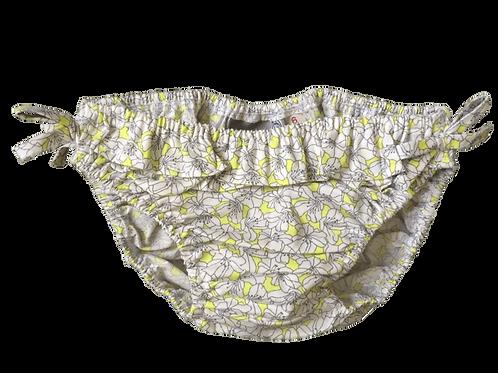 Maillot de bain (fleuri jaune)