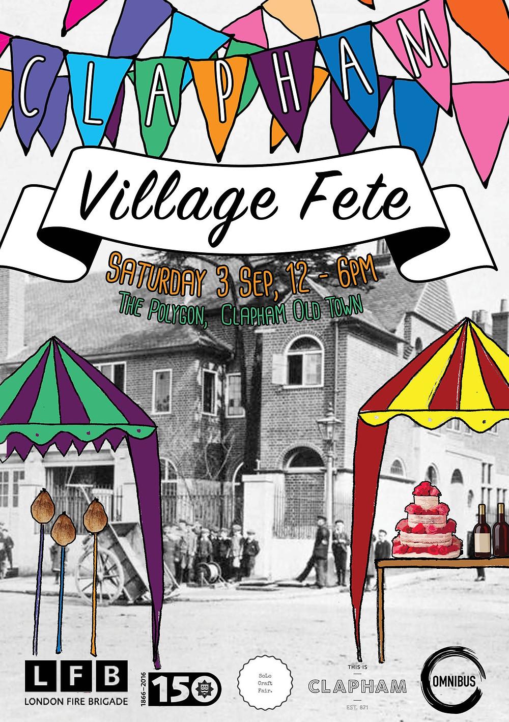 Clapham village fete