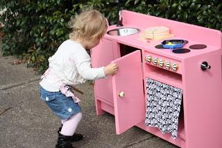 Kitchen play