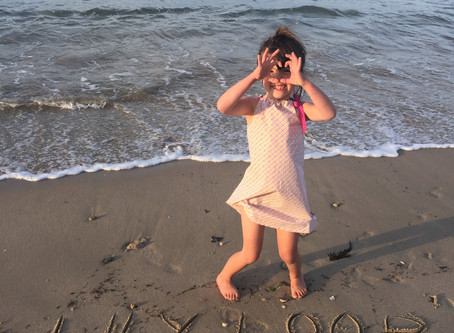 Noirmoutier, through the eyes of a little girl