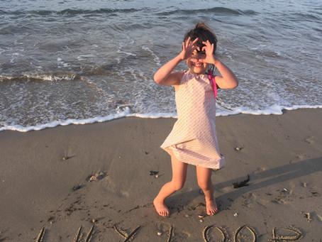 Noirmoutier, through the eyes of a little girl