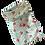 Thumbnail: Pochette goûter (roses)