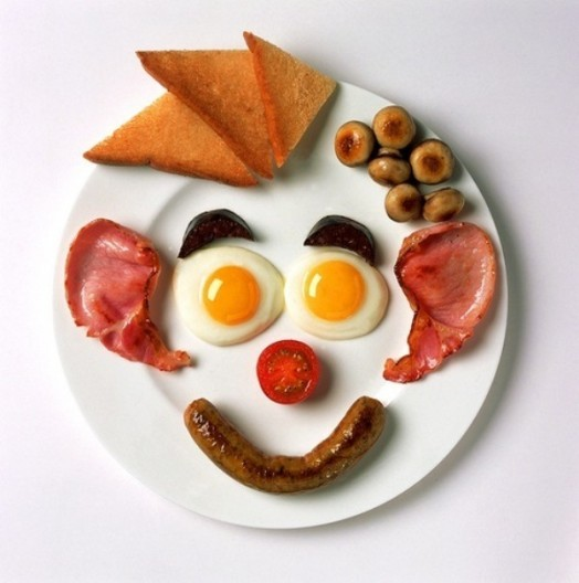Happy Breakfast by Badeth
