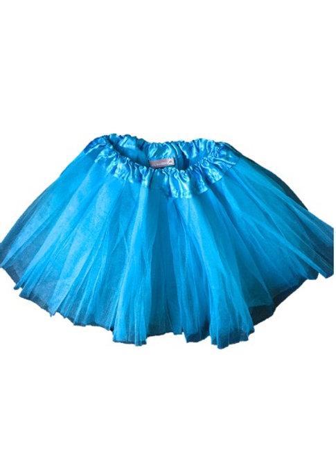 Jupe Tutu (bleu électrique)