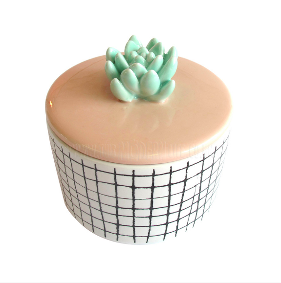 this moderne life jewellery pot