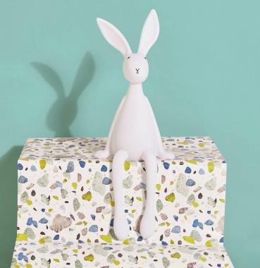 Rabbit light decor bedroom