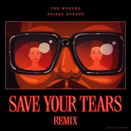 "The Weeknd and Ariana Grande are Dropping a ""Save Your Tears"" Remix"