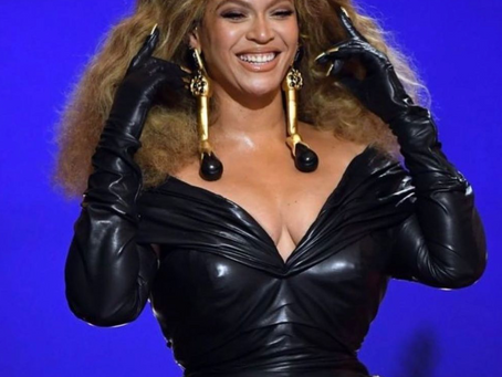 Beyonce Breaks Grammy Record With Best R&B Performance Win at 2021 Grammys