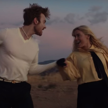"Finneas and Ashe Duet in ""Till Forever Fall Apart"""
