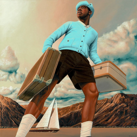"""Tyler, the Creator Announces New Album 'Call Me When You Get Lost' Alongside """"LUMBERJACK"""" Release"""
