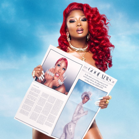 Megan Thee Stallion Shares 'Good News'  With Debut Album Announcement