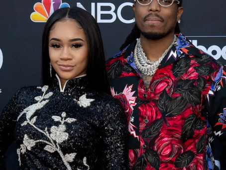 """Saweetie Confirms She and Quavo Have Split: """"I'm Single"""""""