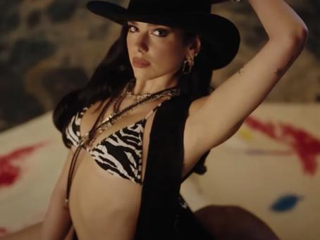 """Dua Lipa Shares a Cowboy-Inspired """"Love Again"""" Music Video"""